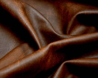 Mitawan Chocolate Brown Vinyl Richloom