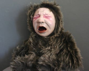 Stuffed Animal Crying Screaming Teddy Bear Stuffed Toy