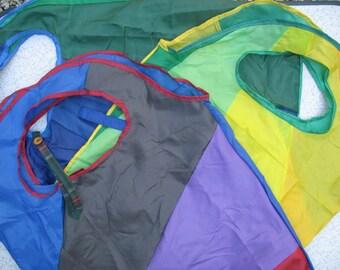 Rainbow brolly bag