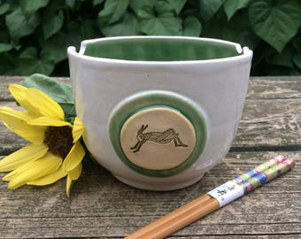 Ready to Ship: Grasshopper Noodle Bowl, Chopsticks Included