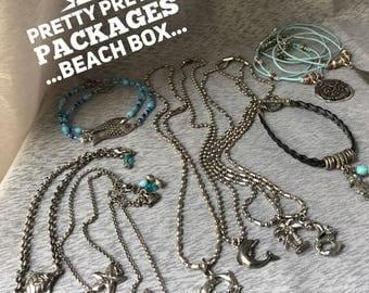 Pretty Pretty Packages...BEACH Box