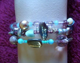 bracelet memory wire