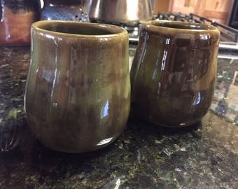 Dion's order 2 wine vessels