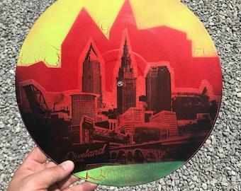 Cleveland Art on Vinyl Records 11