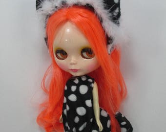 "Blythe doll Outfit Clothing Dress Handmade Basaak ""fancy Halloween animal costume "" 50-51"