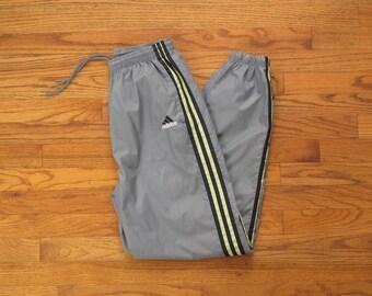 vintage Adidas soccer pants