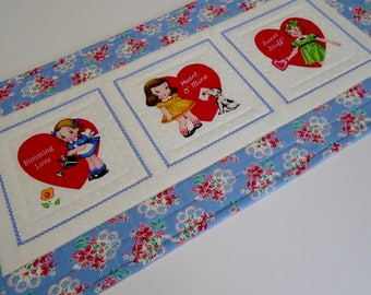 Handmade Quilts Table Runners And Toppers By