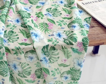 Chiffon fabric by the yard (width 59 inches) 90346