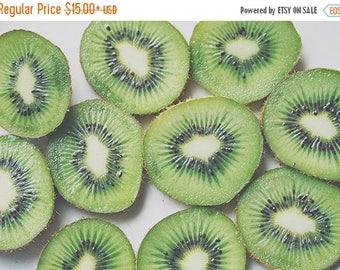 Food Photography Kitchen art: Kiwi Fruit Fine Art Kitchen, decor fruit still life photography fruit wall Kitchen wall art fruit, Green food