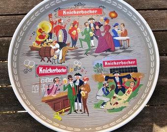 Vintage Knickerbocker Beer Tray