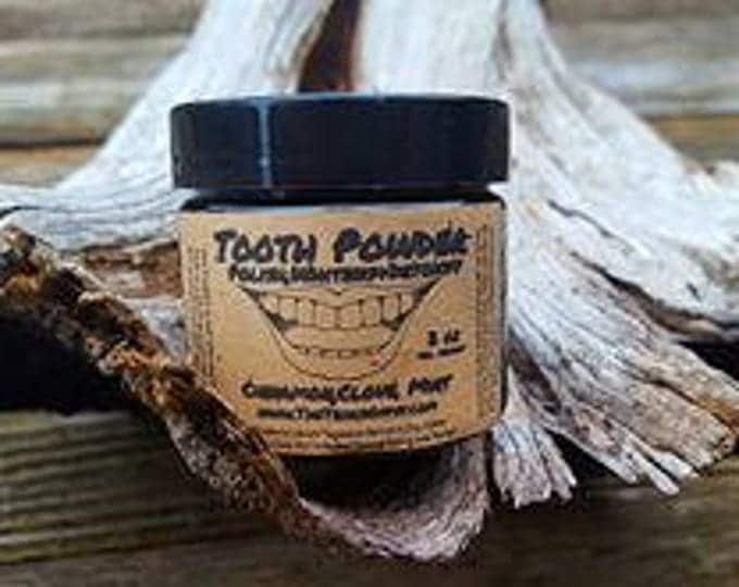 Featured listing image: Remineralizing Tooth Powder