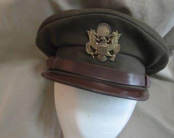 Army hat/WWII era/Korea