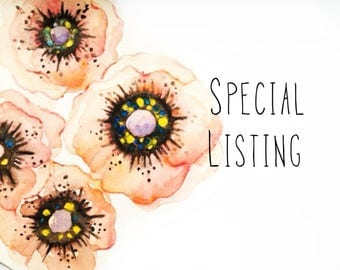 SPECIAL listing for Niina