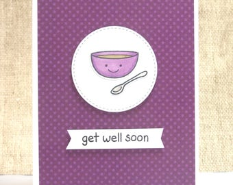 Get Well Soon Card- Get Well Card- Kids Get Well Card- Kids Get Well- Feel Better Soon