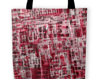 Schema Carryall Tote Bag