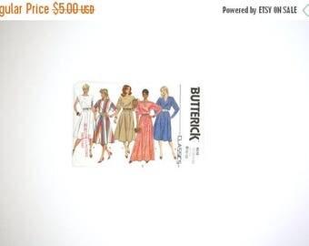 40% OFF CHRISTMAS in JULY Vintage retro sewing pattern // Dress patterns // Boho retro dresses // 50's dress pattern // 60's dress pattern