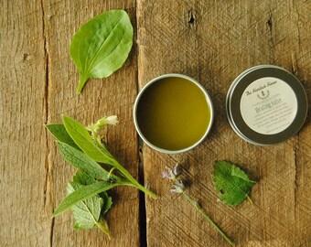 Healing Salve 1 ounce Tin Container