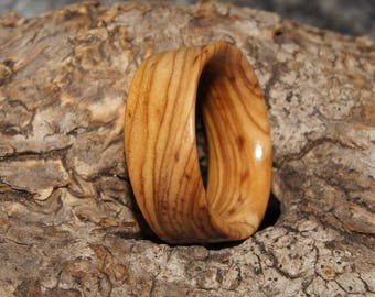 Size 13 - Olive Wood Ring