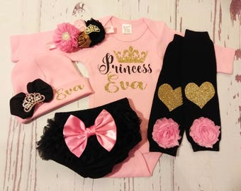 baby girl coming home outfit, take home outfit, bloomers, baby girl going home outfit, baby girl clothes, newborn take home, baby bloomers