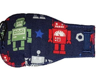 Robot  - kids eye patches - soft, washable eye patches for children and adults