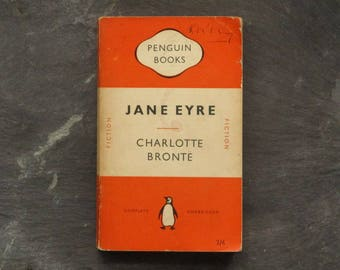 Penguin book Jane Eyre by Charlotte Bronte