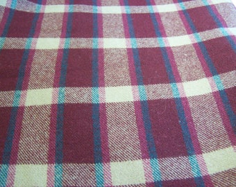 Samples of 100% Wool Fabric Available For Sale