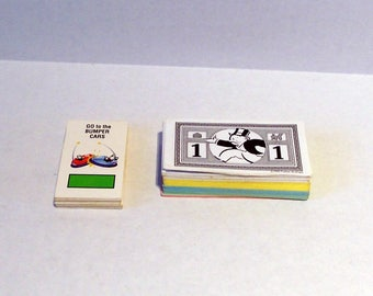 Monopoly Junior Money, Chance Cards, Vintage Paper Money, Monopoly Game Pieces, Paper Epherema