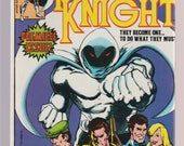 Moon Knight No.1 vintage comic book Very Good condition Marvel 1980