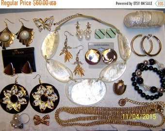 TWICE A YEAR, 25% Off Vintage Jewelry (Lot 116). Big and medium.