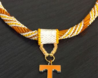 Tennessee Vols Necklace