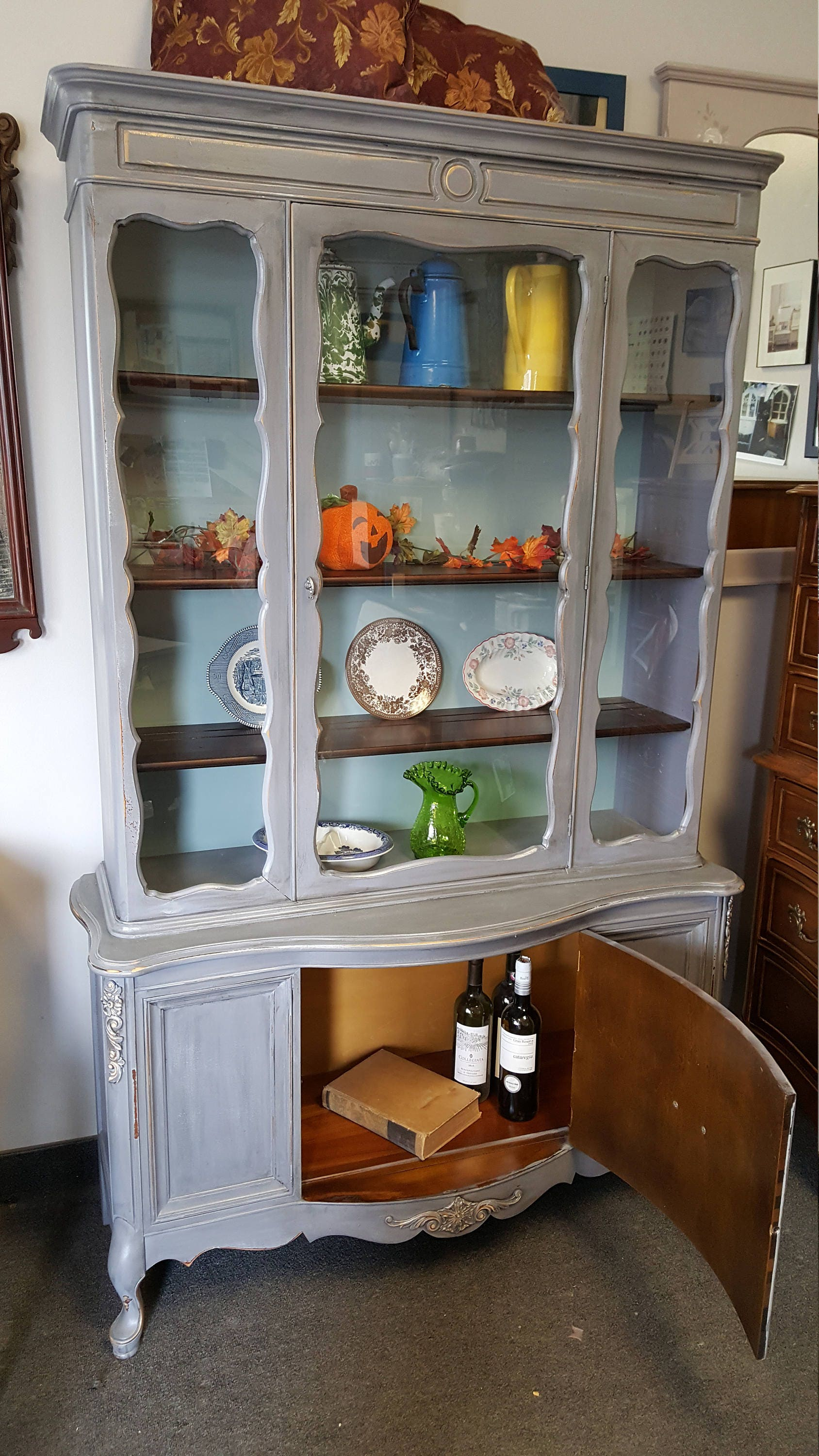 French country china cabinets - Gallery Photo Gallery Photo Gallery Photo