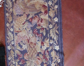 Handmade Antique Cotton Rug