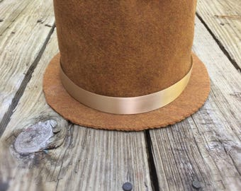 Toddler Child Willy Wonka Hat