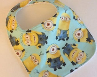 Baby minion etsy for Minion clothespins