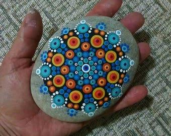 Mandala Rock - Jasmine