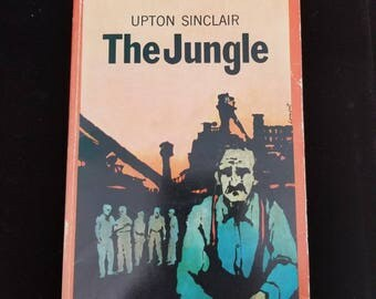 The Jungle by Upton Sinclair 1960