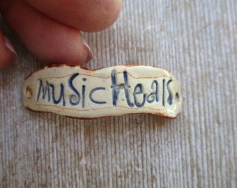 Music Heals Bracelet Connector