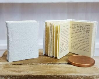 12 Scale old Miniature book, Calendarium