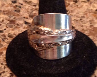 1990 Spoon Ring size 10 3/4