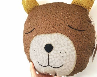 Brown bear soft toy, toy for children, Bear Plushie, bear birthday gift, Stuffed animal bear, Brown Bear Toy, bear kids gift