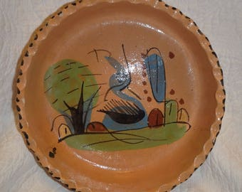Mexican Pottery Bowl