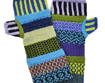 Solmate Accessories - Equinox Fingerless Mittens Limited - Available to order through midnight November 27th!