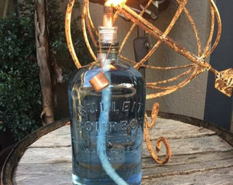 18 Wine Bottle Torch Kits with Copper Snuffers