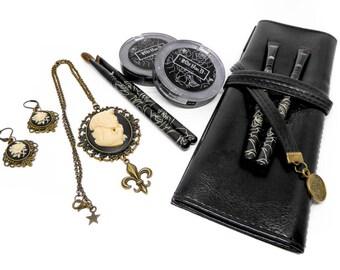 Necklace Medallion ♰ bronze cameo gypsy earrings Bohemian ♰Twilight Bella♰
