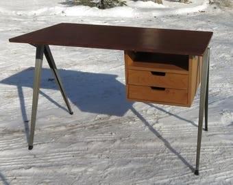 Vintage 1950's Marko Desk Netherlands