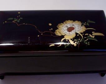 Asian Jewelry Box Etsy