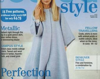 Burda Style Magazine November 2013