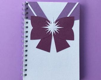 Sailor Saturn A5/A4 Notebook/Journal