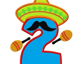 Image result for Mexican number two