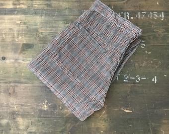 Tweed Style Corduroy Trousers
